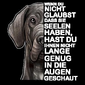 Deutsche Dogge Seele