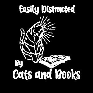 Katzen & Bücher