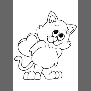 La Le Petit filon chat