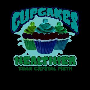 Cupcakes gesünder als Crystal Meth