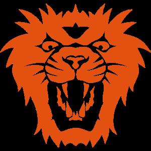 Löwenkopf Tierzeichnung 1 03
