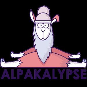 Alpakalypse Lusitge Alpaka Lama