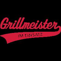 Grillmeister Im Einsatz (1C)