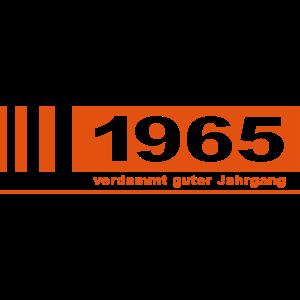 1965 Verdammt guter Jahrgang 1965