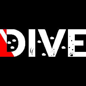 Tauchen = Leben Taucher Unterwasser Meer Geschenk