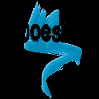 # Doeslief auf blau gedrucktem Sire-Hashtag