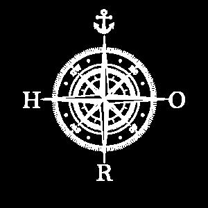 Rostock HRO Kompass - Design