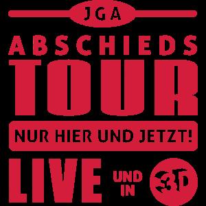 Sprüche T-Shirt zum Junggesellen-Abschied - JGA