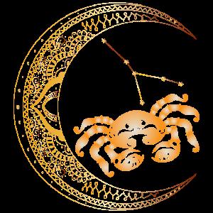 Sternzeichen Krebs | Geschenk Sternbild Horoskop