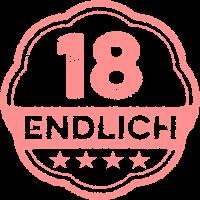 endlich 18