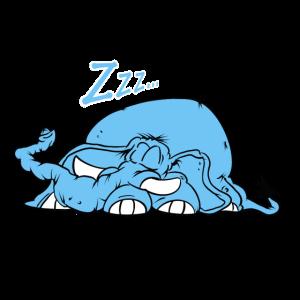 Sleepyfant
