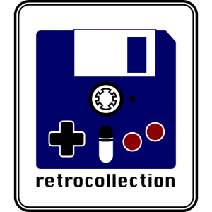 Retrocollection Logo + Rahmen