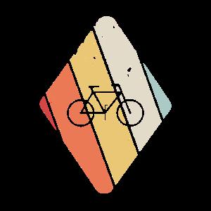 Vintage Fahrrad Rad Rennradfahrer Geschenk