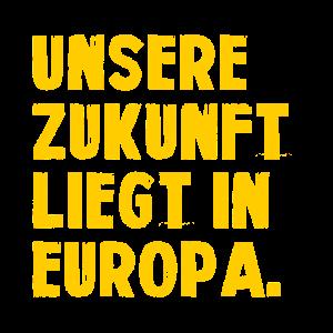 Europa - Geschenkidee - Spruch