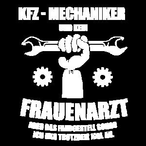 Beruf KFZ Mechaniker