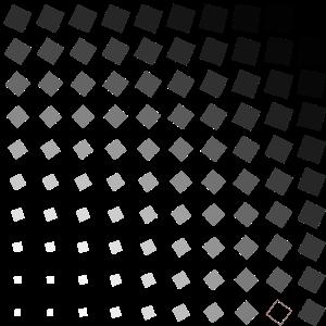 Parametric Squares