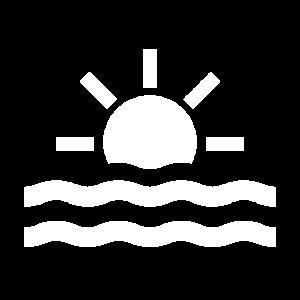 Sonnenuntergang Ozean Landschaft