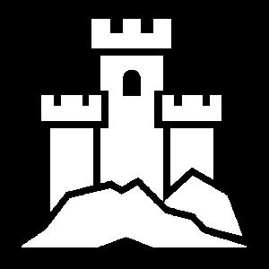 Burg Landschaft