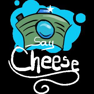 Say Cheese Kamera für Fotografen