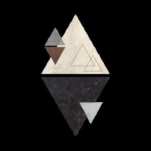 Geometrische abstrakt