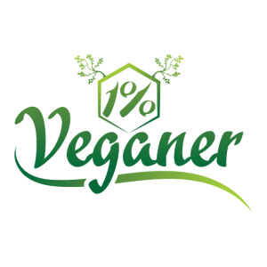 Ein Prozent Veganer - Cooler Spruch Fleischesser