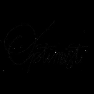 Optimist Kalligrafie