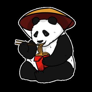 Panda und Mami