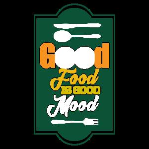 Gute Laune Essen