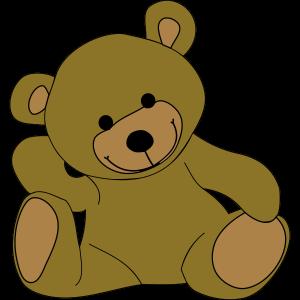 Teddy, Teddybär, Kuscheltier, Stofftier