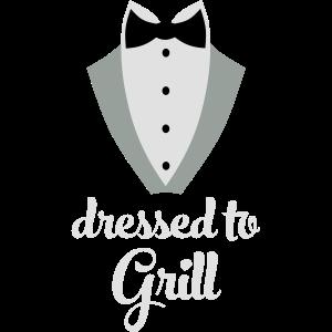 Lustiges T-Shirt zum Grillen für Männer