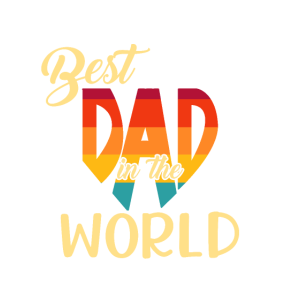 Vatertag: Best Dad in the World