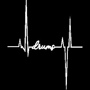 Heartbeat Schlagzeug drums