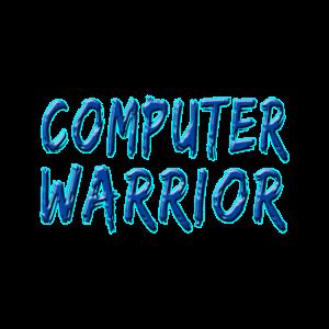 Computer warrior - Computer Krieger