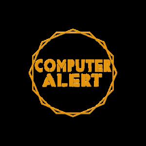 Computer alert - Computeralarm