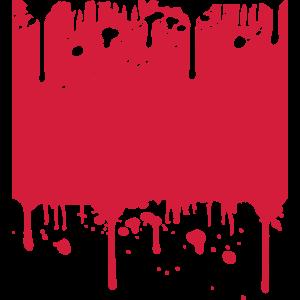 Blut Hintergrund Rahmen Fläche Bilderrahmen