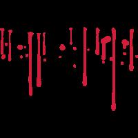Blut Tropfen