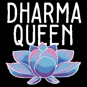 Meditation Dharma Queen
