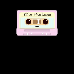 80's Mixtape Tape