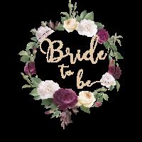 Bride to be Hochzeit JGA Junggesellenabschied