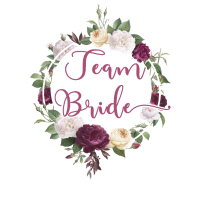 Team Bride Braut Hochzeit JGA Junggesellenabschied