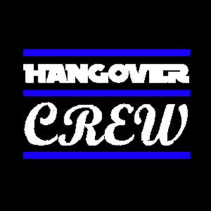 Junggesellenabschied JGA Hangover Crew Geschenk