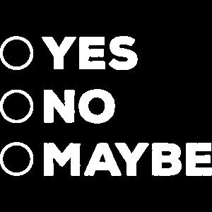 Ja nein ankreuzen