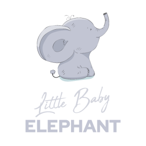kleiner baby elefant