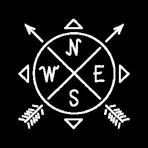 north, south, east, west, Pfeile, Indianer, Spirit