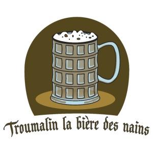 Motif Bière Troumalin