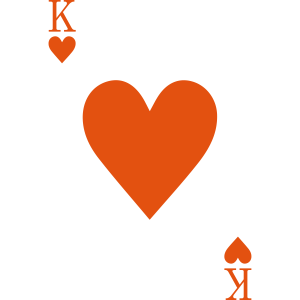 König Herzen