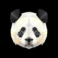 Pandakopf
