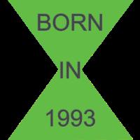Sanduhr 1993