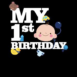 Erstes Geburtstagsgeschenk Niedlich