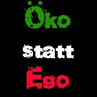 Oeko statt Ego Design für den Umweltschutz